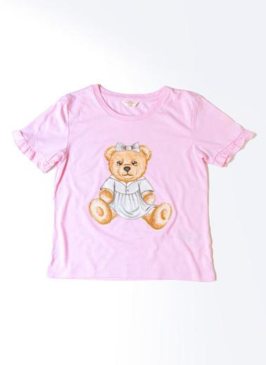 Katia & Bony Pijama Takım Pembe